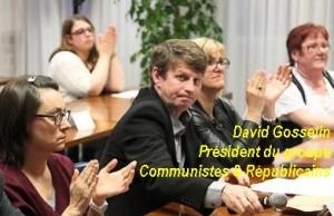 David Gosselin 280314