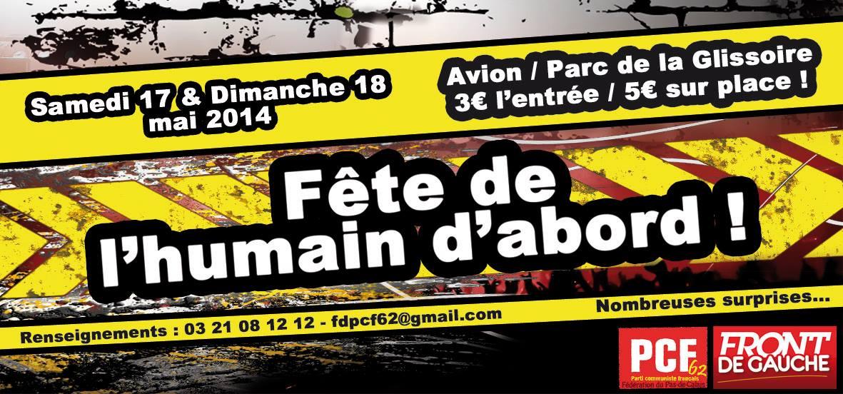 Fête l'Humain d'Abord 2014